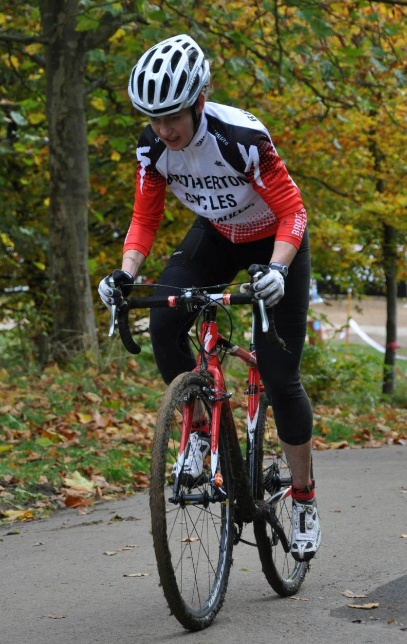 My 3rd Cross Race at Ally Pally Rapha Supercross 2012