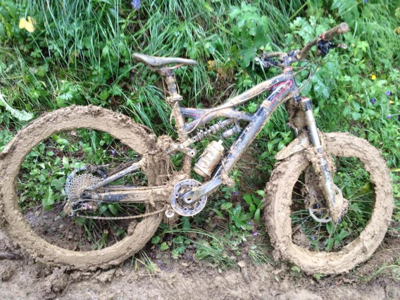 Mega  muddy Specialized Enduro