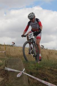 Over cooked this one, going the wrong way at the National Champs... Thanks To Amy Crumpton for the photo.