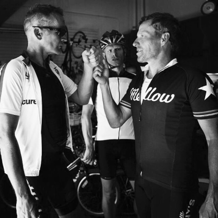Haydon forever in Lance's shadow...
