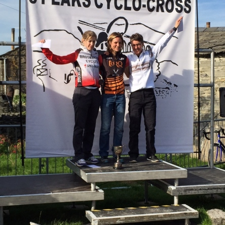 The podium, 3 years in a row!